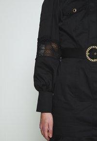 River Island - Košilové šaty - black - 7