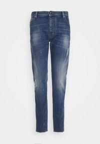 Emporio Armani - Slim fit jeans - blue denim - 0