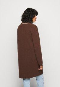 FTC Cashmere - Classic coat - brown - 0