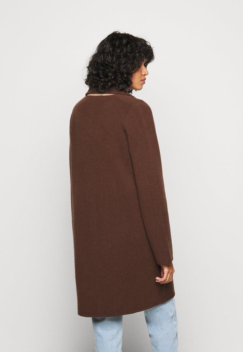 FTC Cashmere - Classic coat - brown