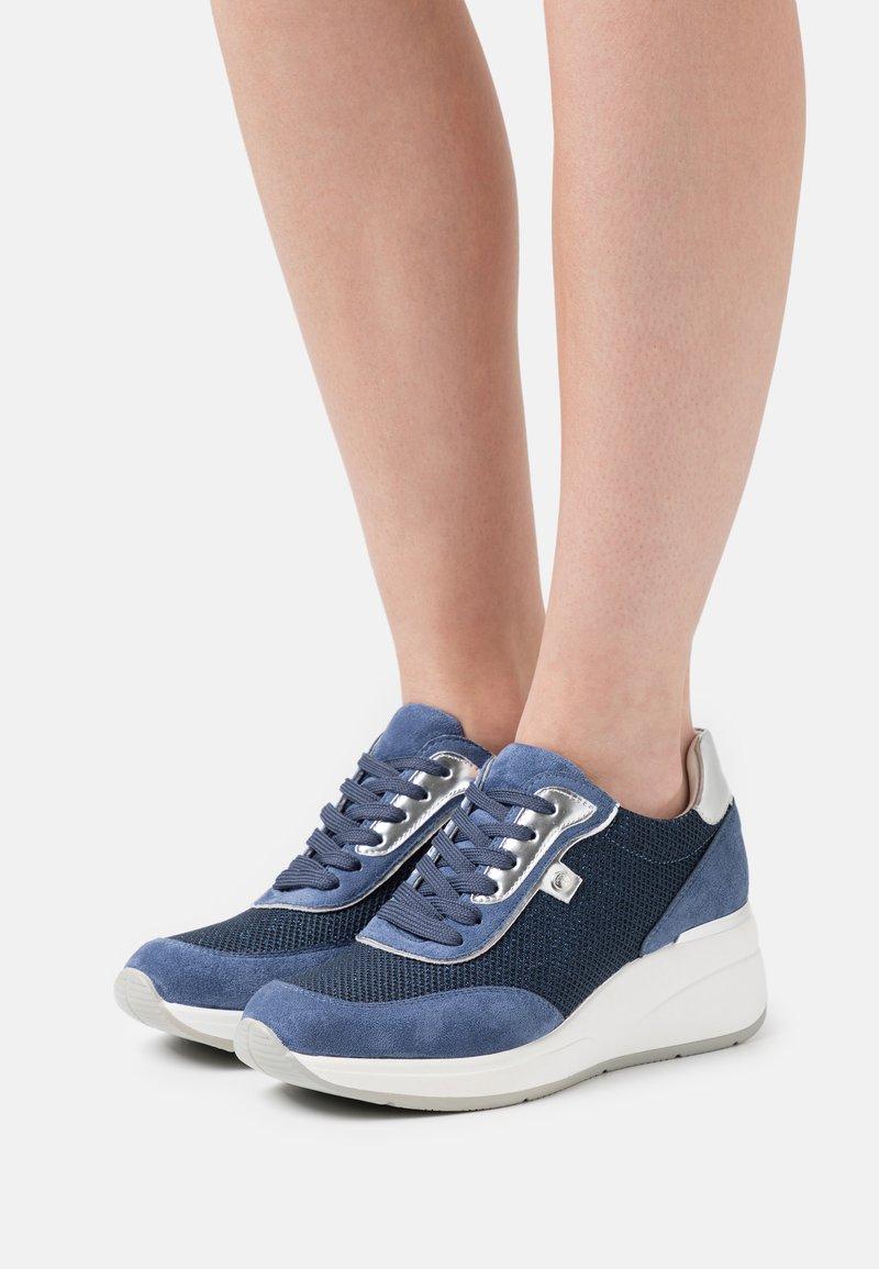 Tata Italia - VENERE  - Sneakers laag - blu