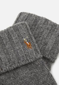 Polo Ralph Lauren - SIGNATURE - Gloves - fawn grey heather - 2