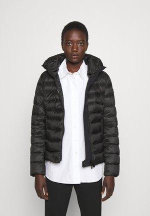 FRECCIA - Gewatteerde jas - black