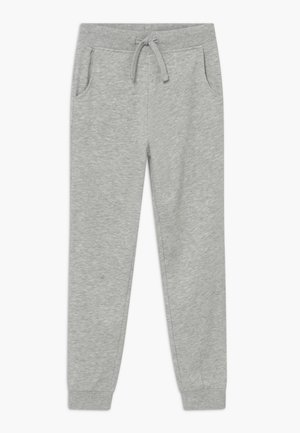 JUNIOR ACTIVE CORE - Tracksuit bottoms - light heather grey