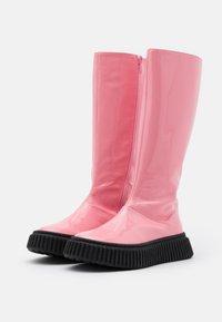 Marni - Boots - pink - 1
