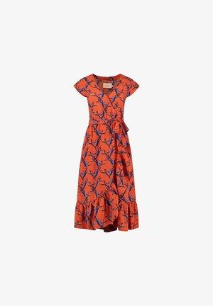 Korte jurk - multi colour