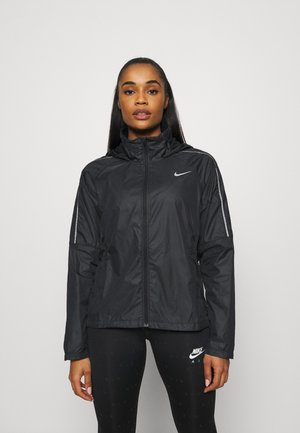 SHIELD JACKET - Laufjacke - black