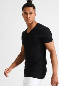 Puma - 2 PACK - Undershirt - black - 2