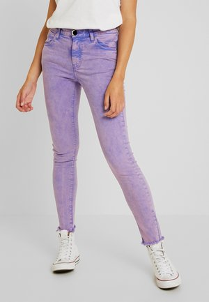 HONEYCHILD - Jeans Skinny Fit - purple rain
