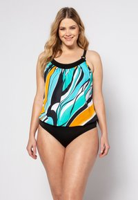 Ulla Popken - Swimsuit - multicolour - 0