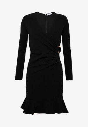BRITNEY - Shift dress - black