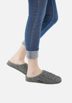 NEUDAU  - Slippers - schiefer