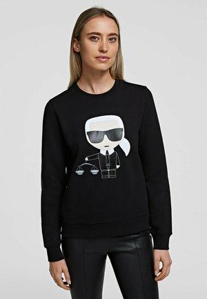 K/ZODIAC  - LIBRA - Sweatshirt - black