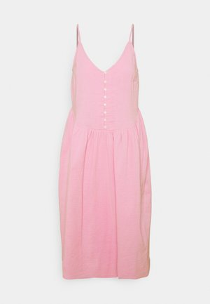 YASDINA STRAP MIDI DRESS - Day dress - pastel lavender