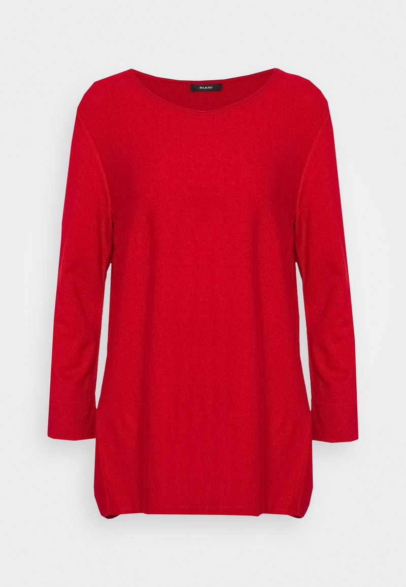 RIANI - Jumper - red