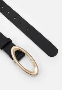Zign - LEATHER - Belte - black - 1