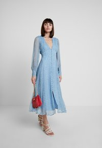 Ghost - ADORLEE DRESS - Shirt dress - blue - 1