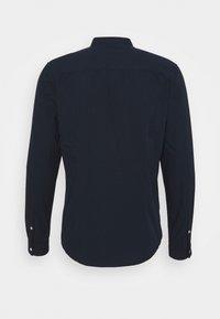 TOM TAILOR DENIM - MINI STRUCTURE - Overhemd - navy small dobby - 1