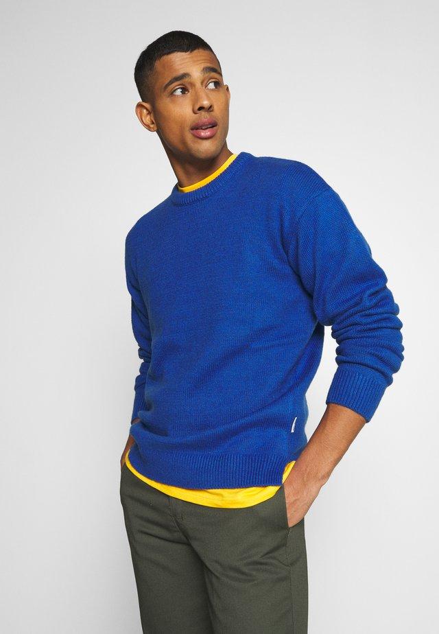 UNISEX  - Stickad tröja - royal blue