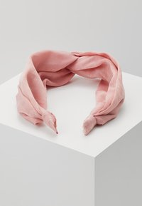 Topshop - KNOT HEADBAND - Hair styling accessory - pink - 2