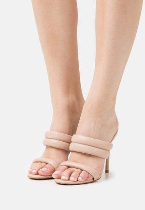 ABARDOLITH - Sandaler - bone
