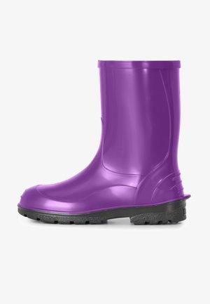 Botas de agua - violet/black