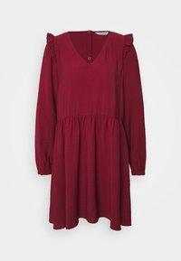 NAF NAF - ONDINE - Day dress - rouge farmer - 4
