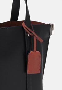 PARFOIS - SHOPPER BAG REVIVE - Velká kabelka - black - 3