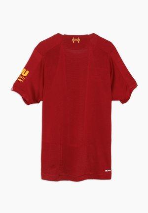 LIVERPOOL FC HOME JUNIOR - Club wear - red