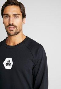 adidas Performance - TAN CREW - Mikina - black - 4