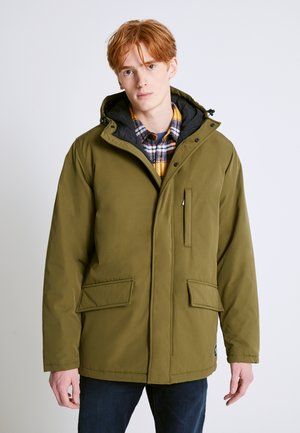 WOODSIDE UTILITY  - Parkaer - olive night