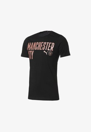 MAN CITY  - Klubbkläder - black-copper