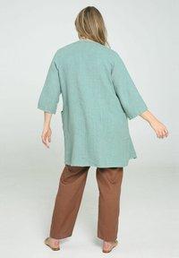 Paprika - Short coat - mint - 2