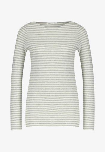 AUS ORGANIC QUALITÄT - Long sleeved top - offwhite