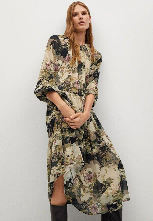 MULAN - Day dress - cremeweiß