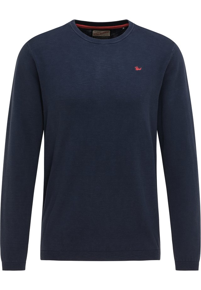 Sweatshirt - dark petrol