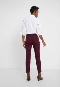 Lauren Ralph Lauren - PANT - Trousers - pinot noir - 2