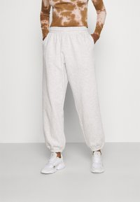 Weekday - CORINNA  - Tracksuit bottoms - grey melange - 0