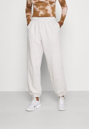 CORINNA  - Tracksuit bottoms - grey melange