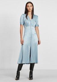 The Kooples - Day dress - blue - 1