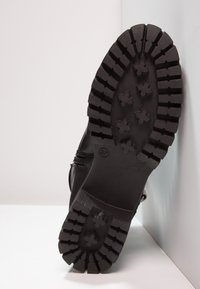 Zign - Cowboy/biker ankle boot - black - 5