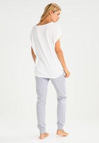 Short Stories - GREY MATTERS  - Camiseta de pijama - white pebble - 2