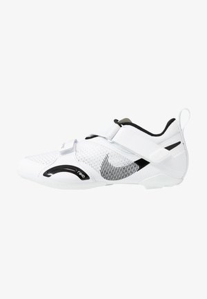 SUPERREP CYCLE - Zapatillas de ciclismo - white/black