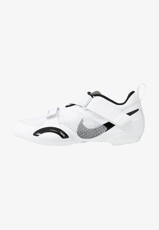 SUPERREP CYCLE - Fietsschoenen - white/black