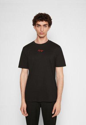 DURNED 214 - Basic T-shirt - black