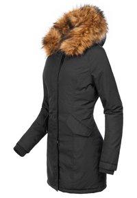 Marikoo - KARMAA - Winter coat - black - 2