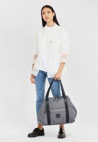 Kipling - ART M - Tote bag - charcoal - 1