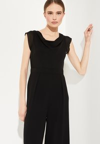 comma - OVERALL  - Jumpsuit - black - 5