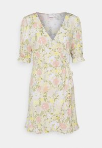 Vila - VIOCTAVIA DRESS - Day dress - birch - 4