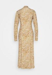 Ilse Jacobsen - NICE DRESS LONG - Jersey dress - cashew - 1